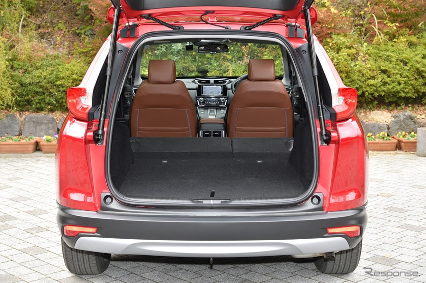 ホンダ 新型CR-V ハイブリッドモデル(Honda CR-V HYBRID)