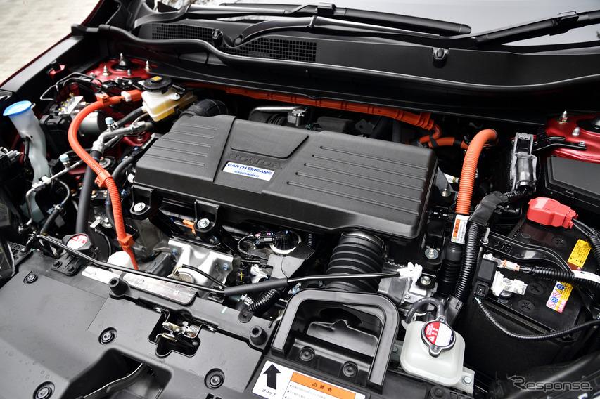 ホンダ 新型CR-V ハイブリッドモデル