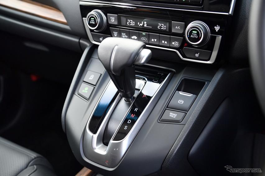 ホンダ 新型CR-V 直噴ターボモデル(Honda CR-V)