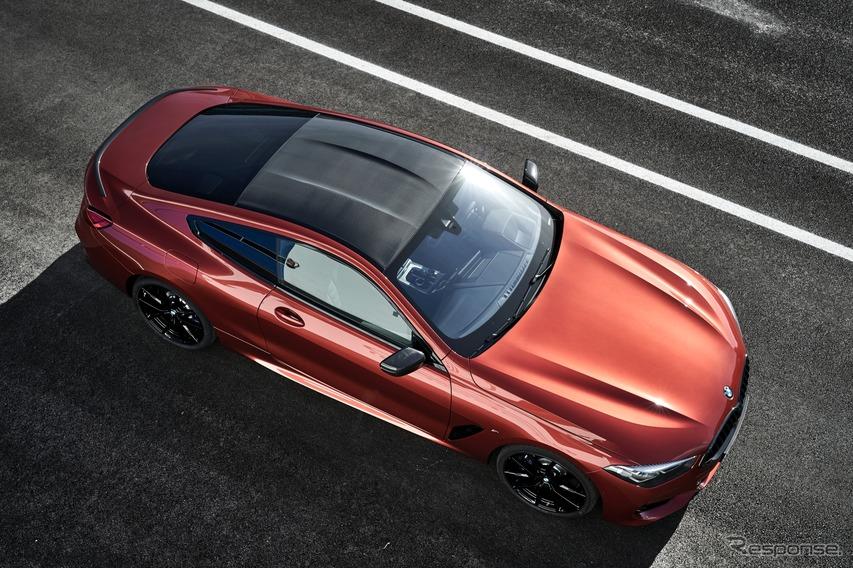 BMW 8シリーズクーペ 新型(M850i xDrive)