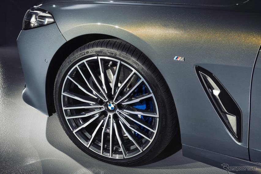 BMW 8シリーズカブリオレ(M850i xDrive)