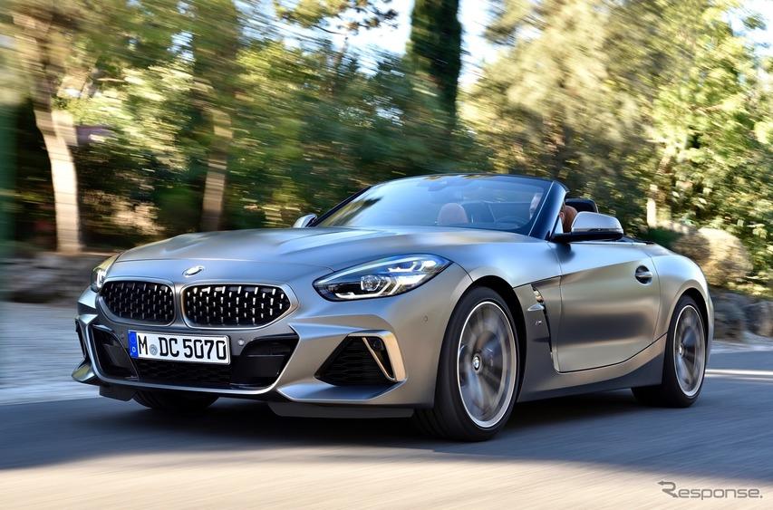 "【BMW Z4 新型試乗】3世代目はかなり""攻め""の仕上がり…九島辰也"