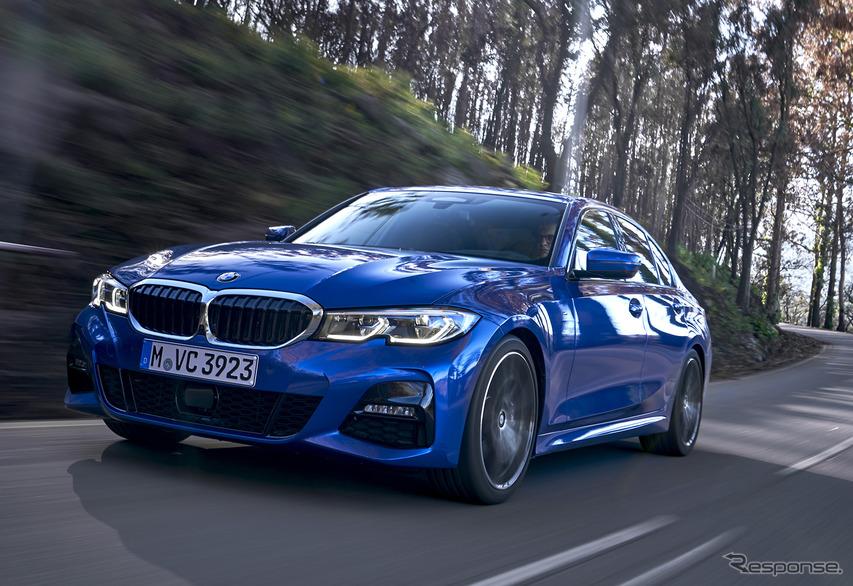 【BMW 3シリーズ 新型試乗】これはスポーツセダンへの「真剣回帰」だ…西川淳