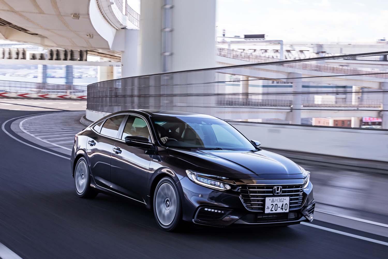 発表と発売は北米市場が先行した「インサイト」。日本では2018年12月14日に販売がスタートしている。約4年半のブランクを経て登場したこのモデルが、インサイトの3代目となる。