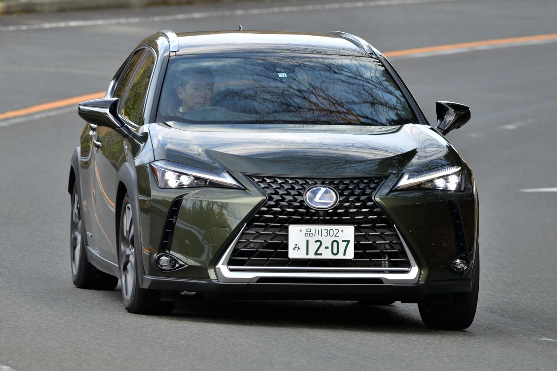 """【試乗記】レクサスUX250h""""バージョンL""""(4WD/CVT)"""