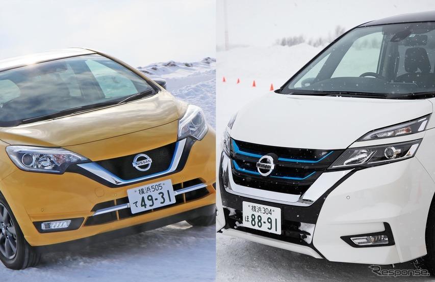 e-POWERの氷雪路性能に驚き…モーター制御の緻密さに「技術の日産」を見た