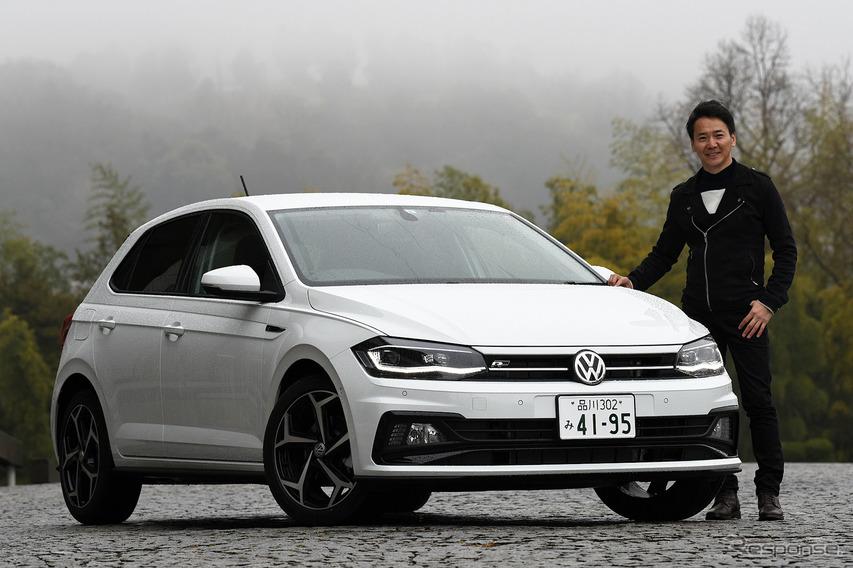 VW ポロ TSI R-LIne 新型と筆者