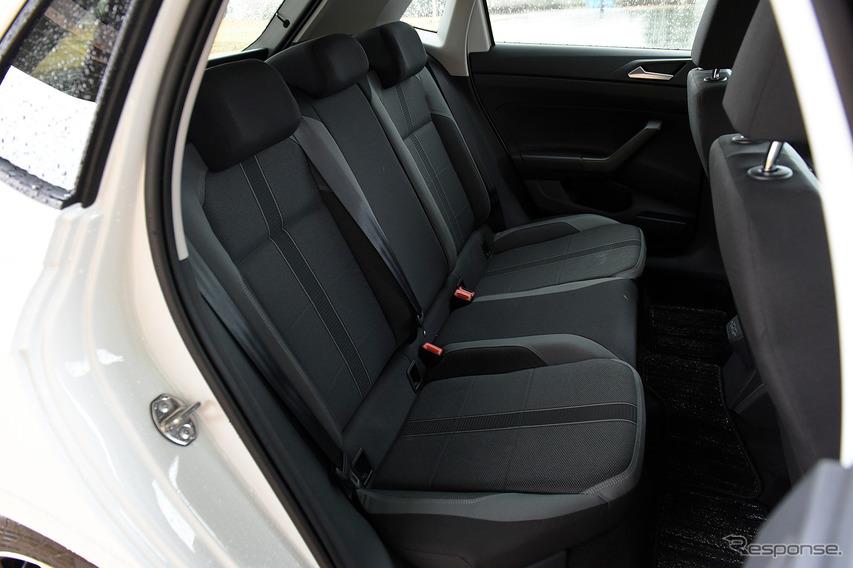 VW ポロ TSI R-LIne 新型