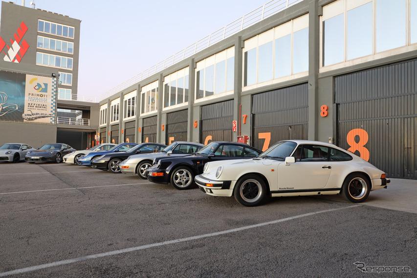 ポルシェ 911 新型 海外試乗会