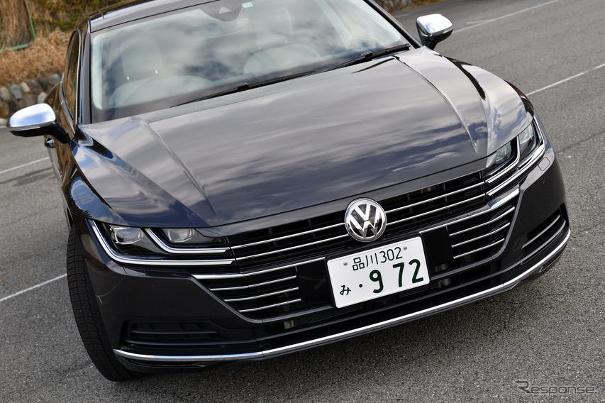 VW アルテオン エレガンス