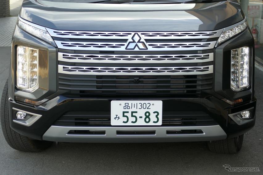 三菱 デリカD:5 新型(P 8人乗り)