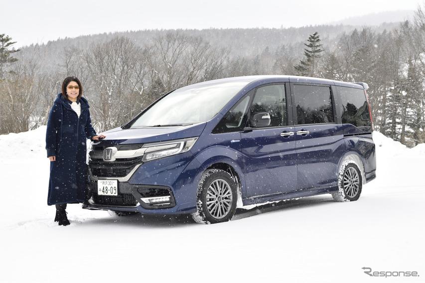 ホンダ ステップワゴン モデューロX