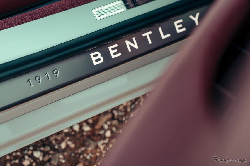 ベントレー コンチネンタルGT コンバーチブル 新型