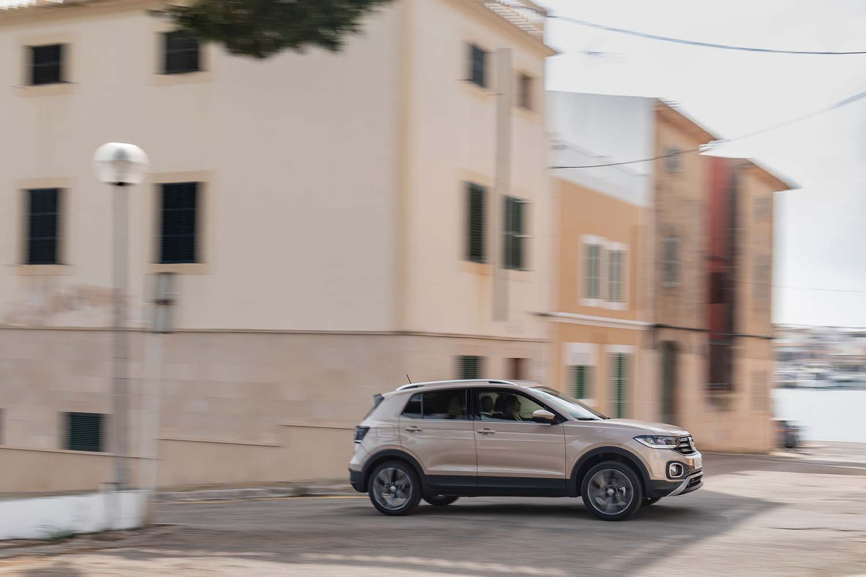 今回試乗したスペインの国内で生産される「Tクロス」。今後グローバル展開される中で、特に中国や南米といった成長市場でのセールスが期待されている。