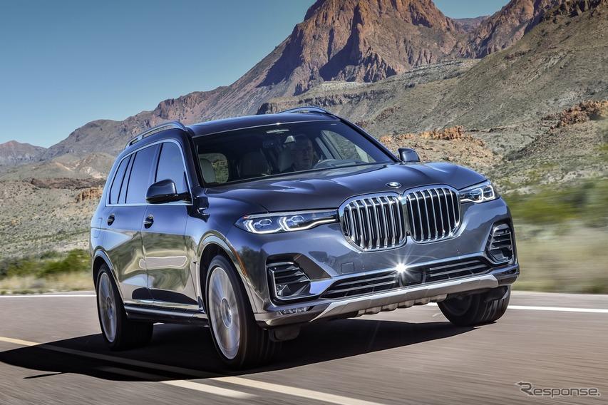 【BMW X7 新型 海外試乗】BMWの走りが担保できるのはここまでかもしれない…九島辰也