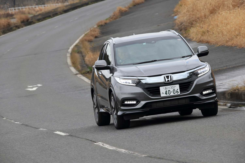 ホンダ・ヴェゼル ツーリング・Honda SENSING(FF/CVT)【試乗記】