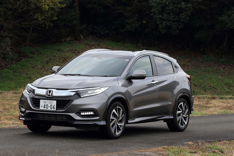 「ヴェゼル ツーリング」の車両本体価格は290万3040円。エントリーグレード「G・Honda SENSING」よりも80万円以上高額な、新たなトップグレードである。