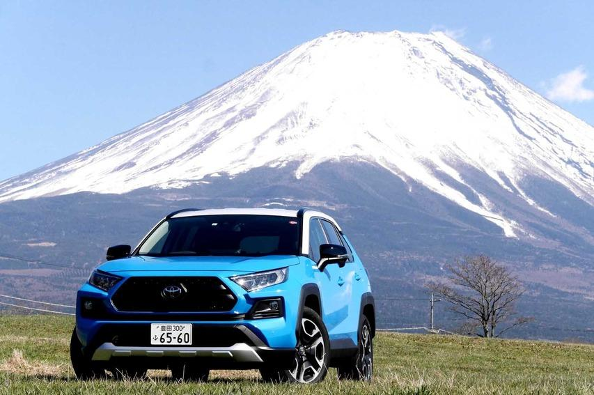 【トヨタ RAV4 新型試乗】これ1台で何でもこなせます…中村孝仁