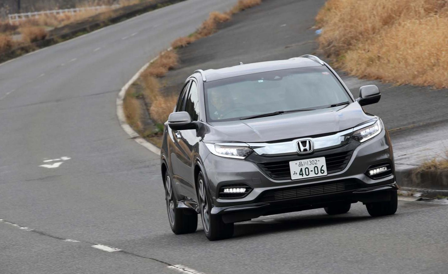 【試乗記】ホンダ・ヴェゼル ツーリング・Honda SENSING(FF/CVT)