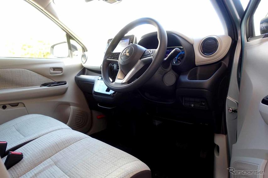 三菱 eKワゴン 新型