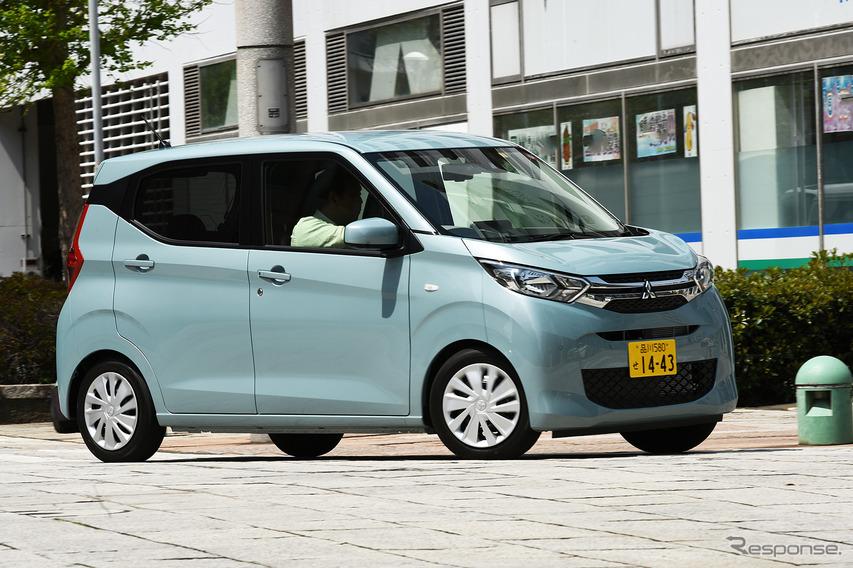 【三菱 eKワゴン 新型試乗】本気でコンパクトカー水準の軽を造り上げた…齋藤聡