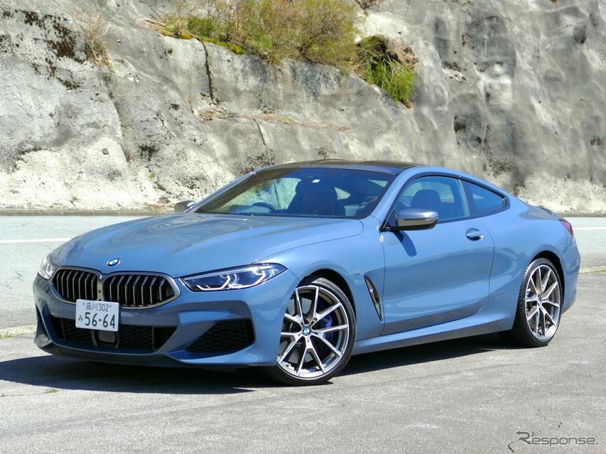 【BMW 8シリーズクーペ 新型試乗】「走らせている時間」そのものを堪能できる…島崎七生人