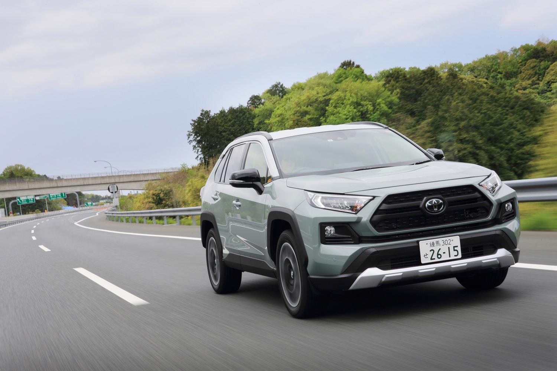 【試乗記】トヨタRAV4アドベンチャー(4WD/CVT)