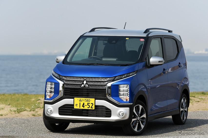 三菱 eKクロス 新型