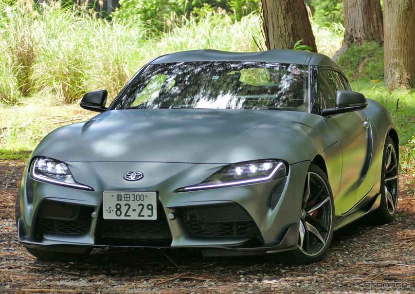 【トヨタ スープラ 新型試乗】「RZ」は想像を超えたジェントルな走り…島崎七生人