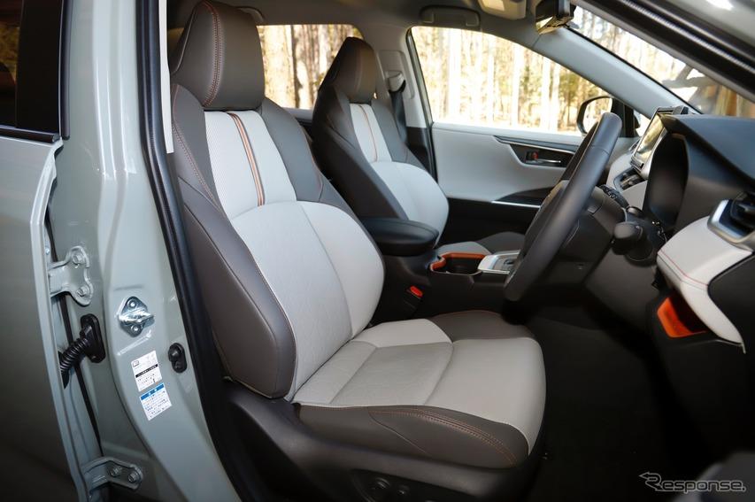 トヨタ RAV4 アドベンチャー 新型