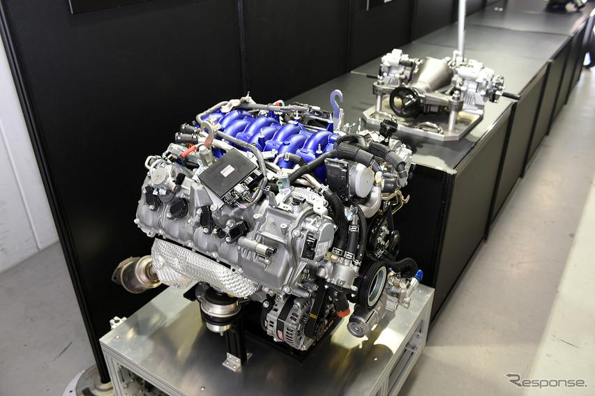 レクサス RC F 新型