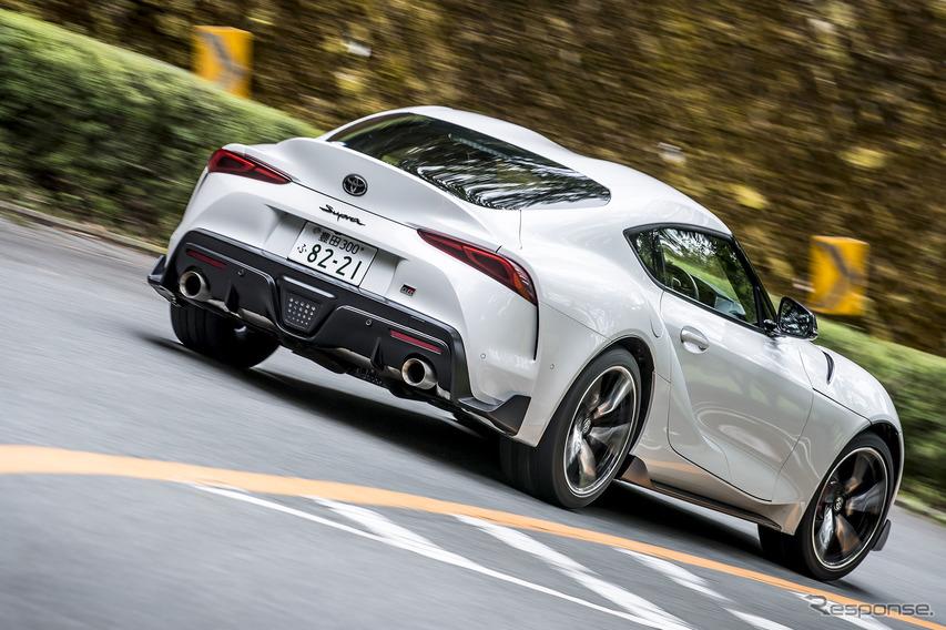 トヨタ スープラ 新型