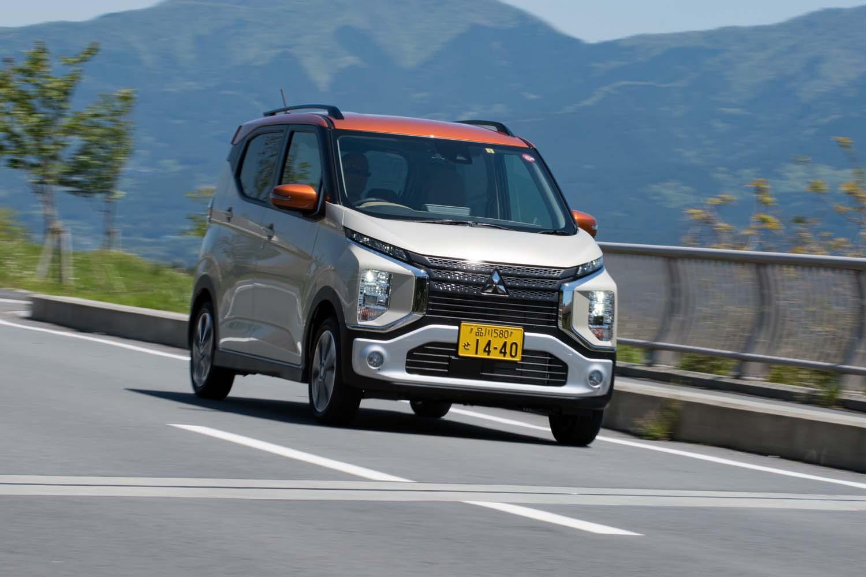 【試乗記】三菱eKクロスT(4WD/CVT)