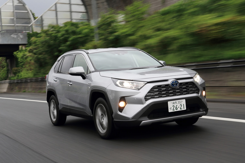トヨタRAV4ハイブリッドG(4WD/CVT)【試乗記】