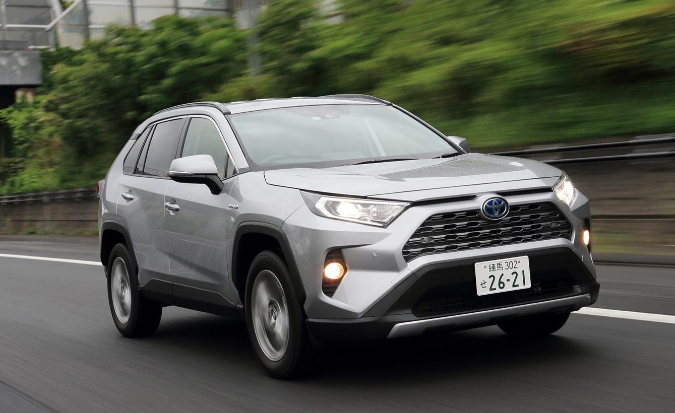 【試乗記】トヨタRAV4ハイブリッドG(4WD/CVT)