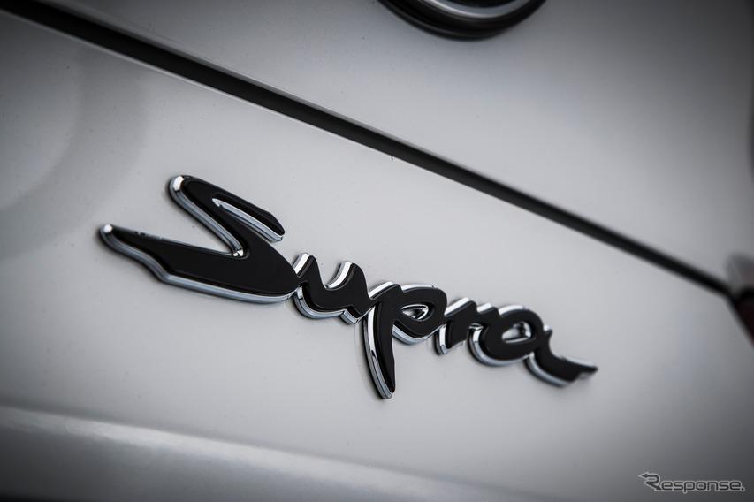 トヨタ スープラ 新型 RZグレード(直6モデル)