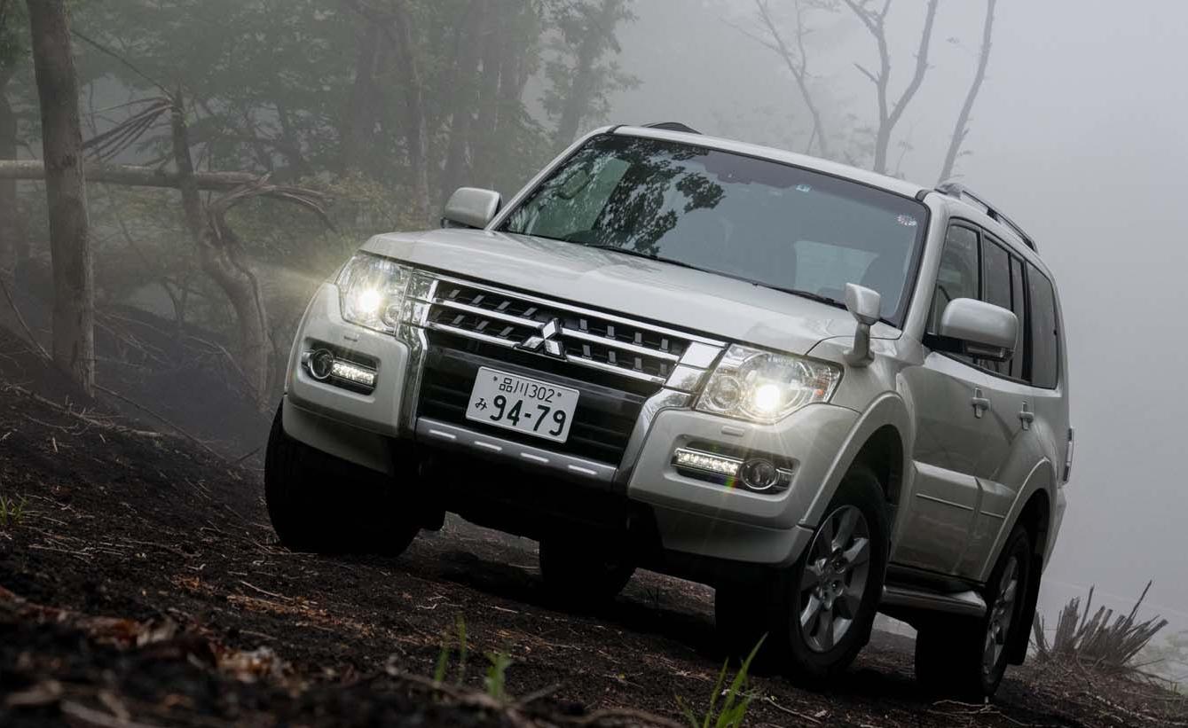 【試乗記】三菱パジェロ ファイナルエディション(4WD/5AT)