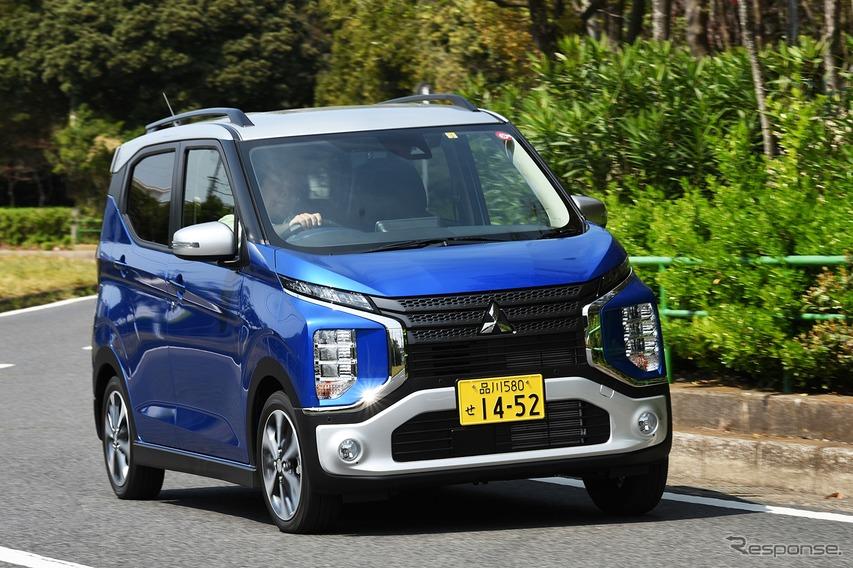 【三菱 eKクロス 新型試乗】ファーストカーとして通用する高い実力…片岡英明