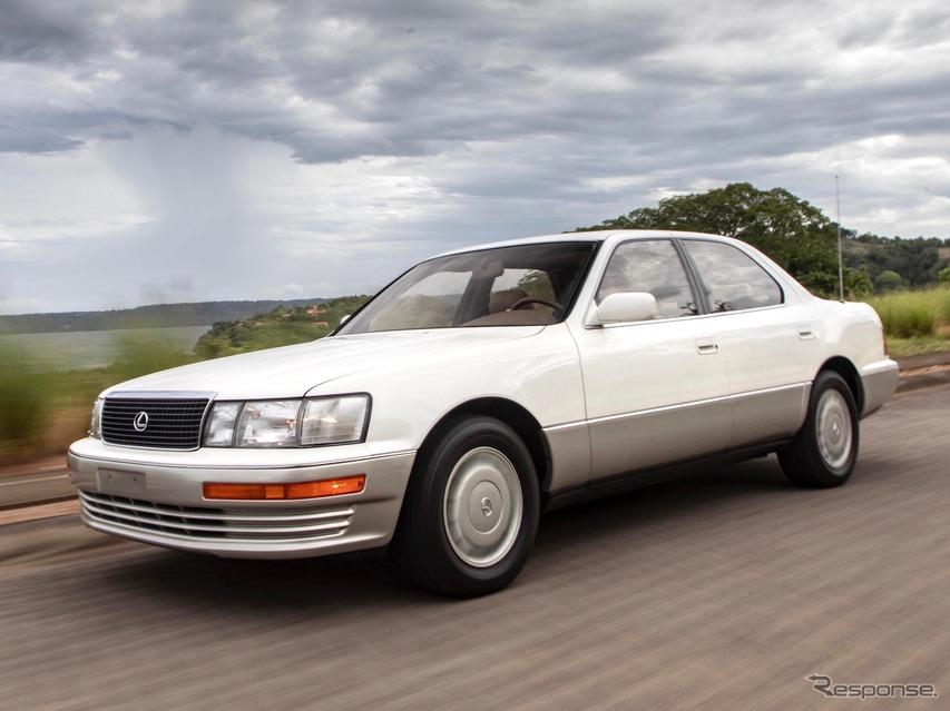 1990年型LS400