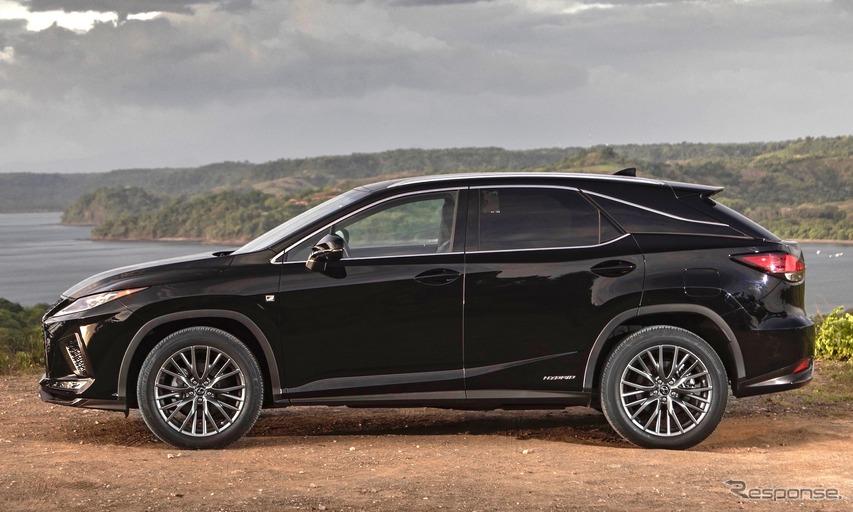 2020年型RX450h