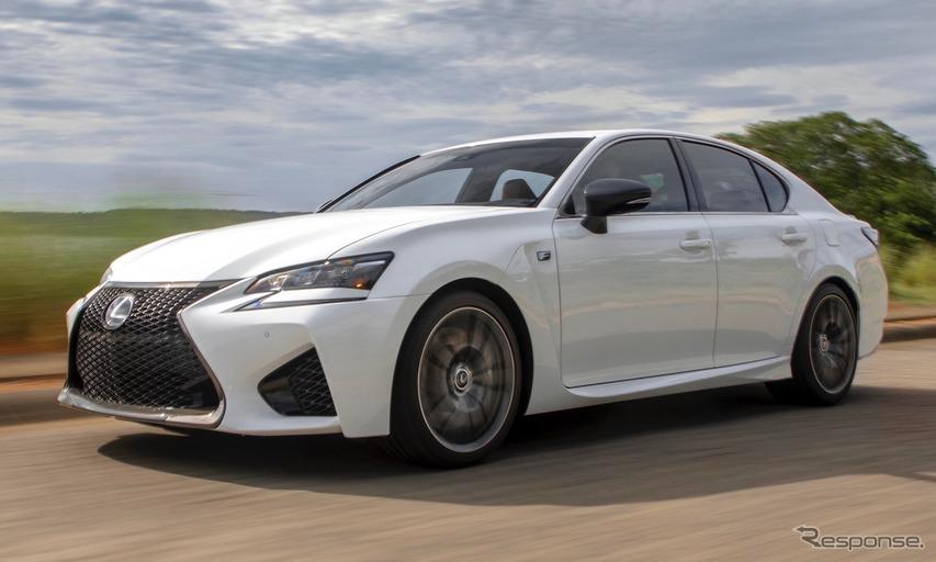 2019年型GS F