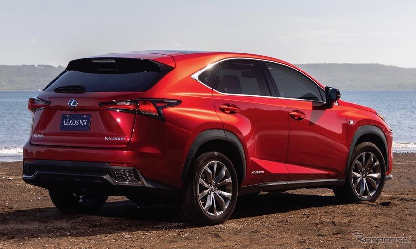 2019年型NX300h