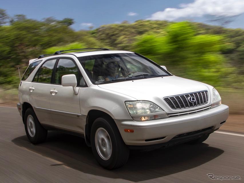 2003年型RX300