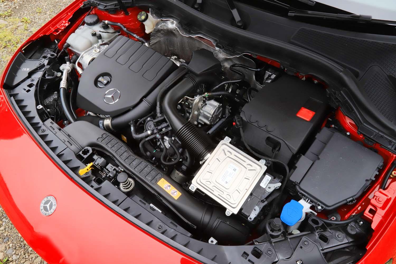 1.3リッター直4ターボエンジンは最高出力136ps、最大トルク200Nmを発生。組み合わされるトランスミッションは7段DCTとなる。