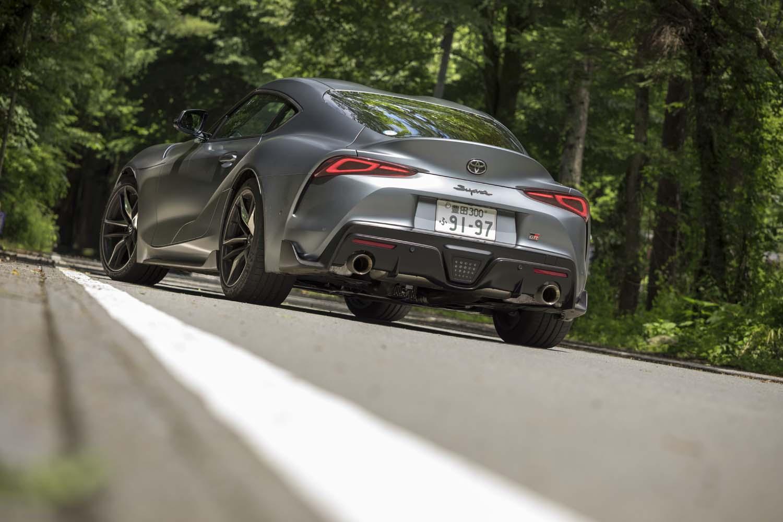 BMWとの協業によって開発された新型「スープラ」は、マグナシュタイヤーのオーストリア・グラーツ工場で生産されるため、日本では輸入車として取り扱われる。