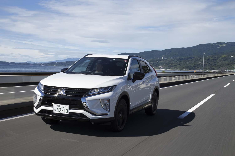 【試乗記】三菱エクリプス クロス ブラックエディション(4WD/8AT)