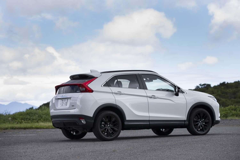 国内では2018年3月に発売された、三菱のSUV「エクリプス クロス」。ディーゼルエンジン搭載車は、2019年6月にラインナップに加わった。