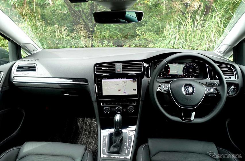 VW ゴルフTDI(ディーゼル)