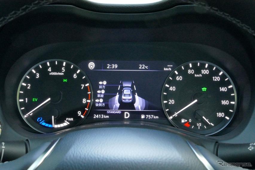 日産 スカイライン GT Type SP(ハイブリッド)