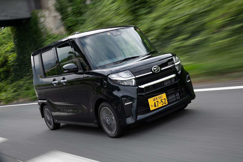今回は「タントカスタムRS」のFFモデルに試乗。約47万円分のオプションが装着されたテスト車の価格は221万9897円。